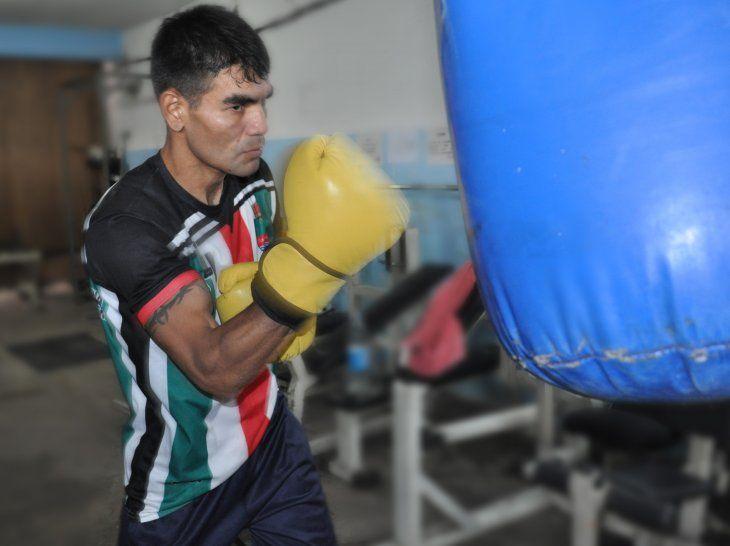 Richard Moray peleará contra el brasileño Carlos Santos De Jesús.