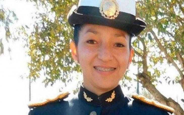 Brisa cursaba el tercer año en la Escuela de Policía.