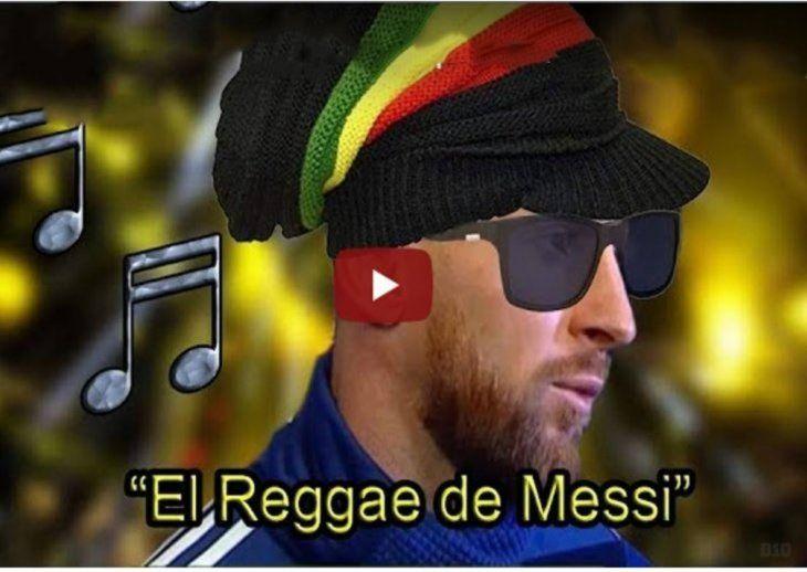 El reggae ya es furor en las redes sociales. Foto: Captura de Youtube