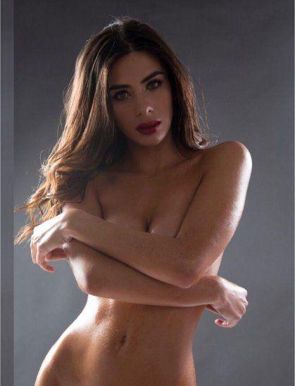Mecánica Sexy Mi Desnudo Fue Artístico Diana Ramírez Mecánica