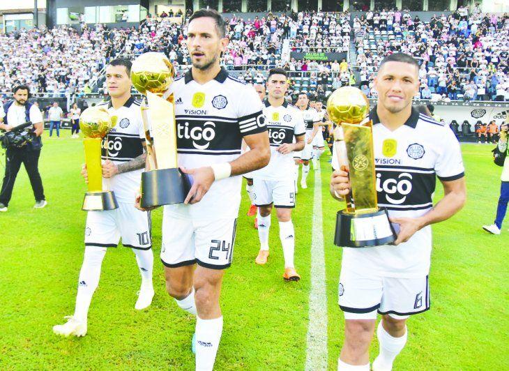 El Rey de Copas viene de ganar los últimos tres torneos caseros. Foto: Úh