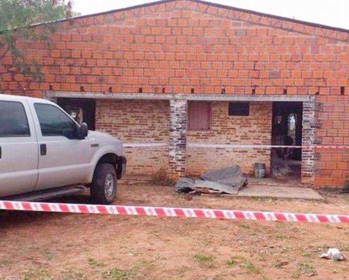 Los dos niños asesinados se encontraban de vacaciones en casa de sus abuelos.
