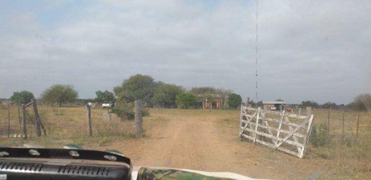 La estancia Taguató
