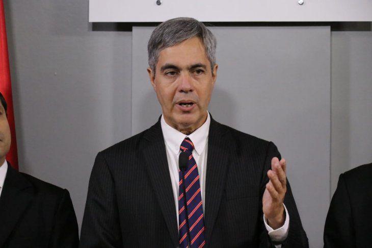 Marito le agradeció al expresidente de la ANDE por decir la verdad