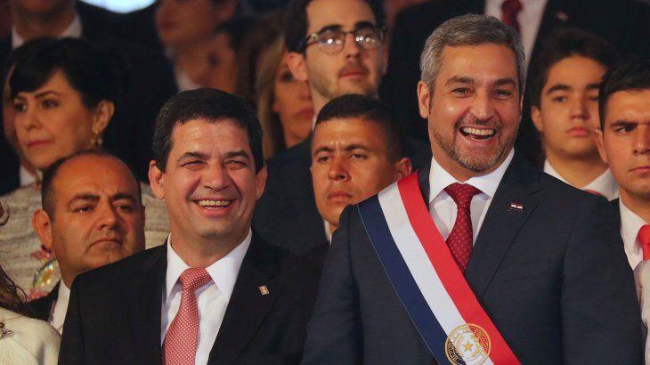 Marito no quiso responder si le pidió su renuncia al vicepresidente Hugo Velázquez.