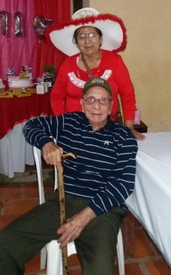 Chacore cumplió 104 años
