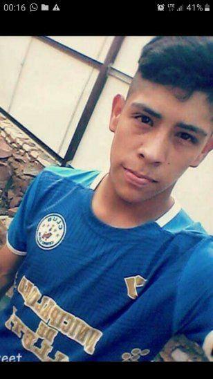 Enrique Manuel Quiñónez (21) era el brazo derecho de sus padres.
