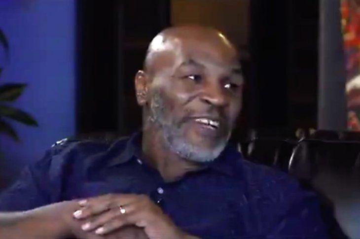 Mike Tyson confesó que usaba la orina de sus hijos en los controles antidoping