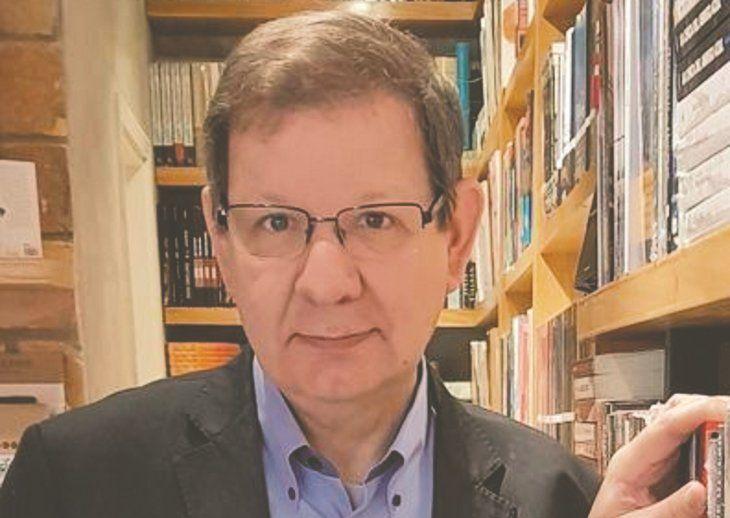 Carlos Martini reveló que va al psiquiatra