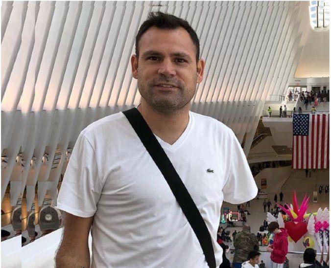El exfutbolista Julio González Ferreira fue muy criticado