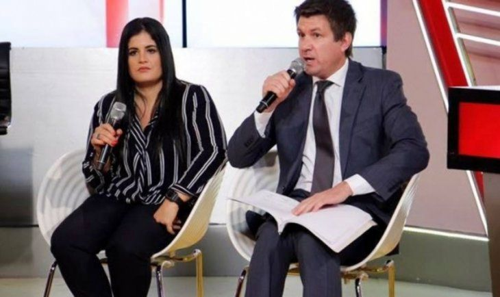La chica que denunció por acoso a Kriskovich está refugiada en Uruguay