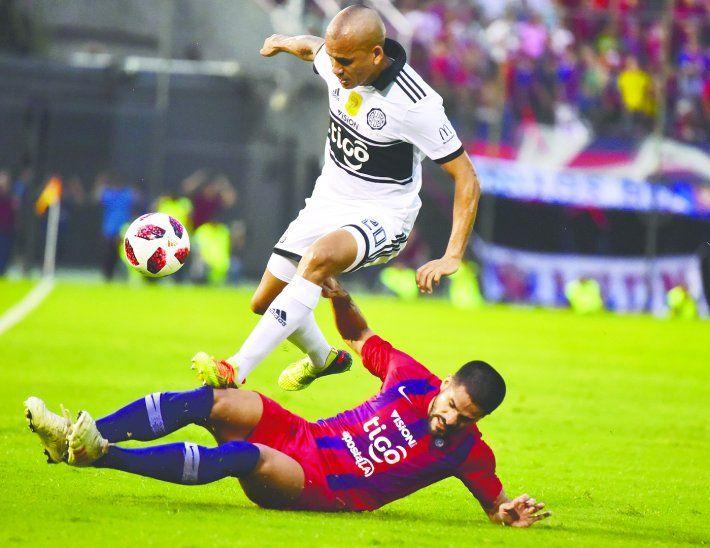 Finalmente Olimpia y Cerro llegaron a un acuerdo. Foto: ÚH