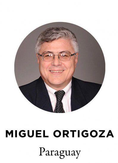 Pastor Miguel Ortigoza