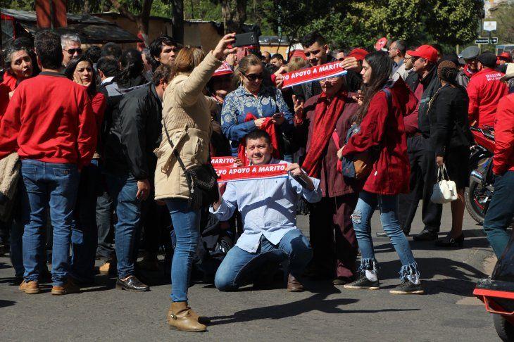 Viáticos de la gente iban de 50 a 100 mil guaraníes