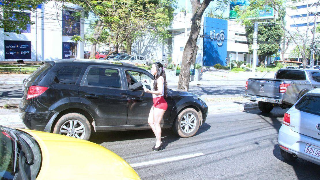 Noelia Vazquéz y Rosy Alderete elevaron la temperatura de Asunción