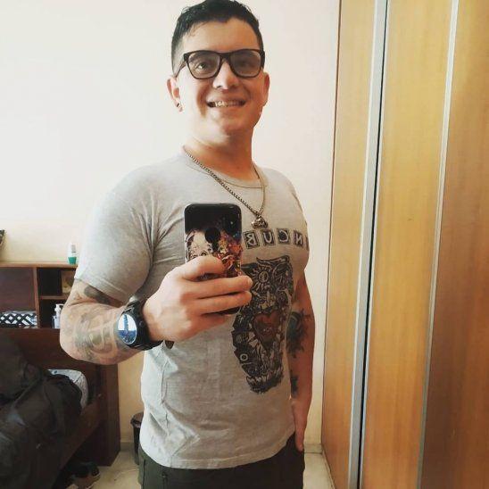Alexander Damián Gadea fue asesinado de un tiro por su propio padre.