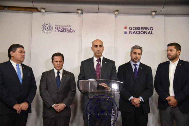En Paraguay hay cinco casos confirmados de coronavirus y suspenden clases, misas y eventos con público