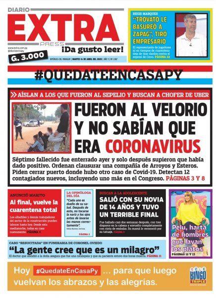 Diario hoy paraguay