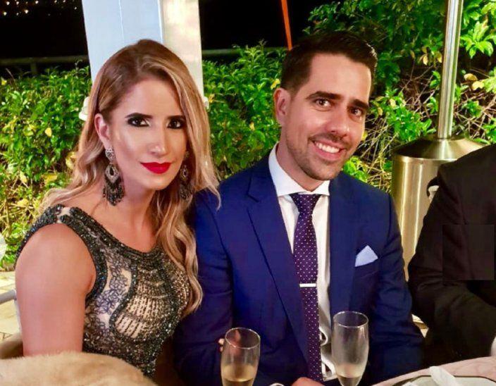 Monserrat Quevedo denunció que su marido le prohibió el acceso al dormitorio familiar