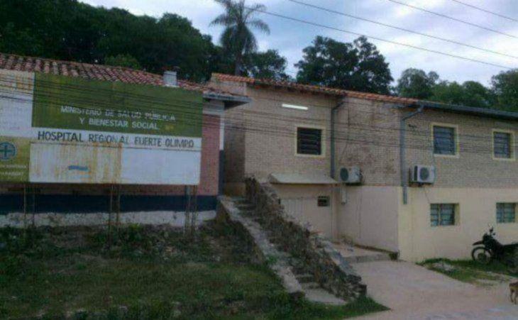 El director del Hospital de Fuerte Olimpo manifestó que no hubo negligencia médica ni error humano.