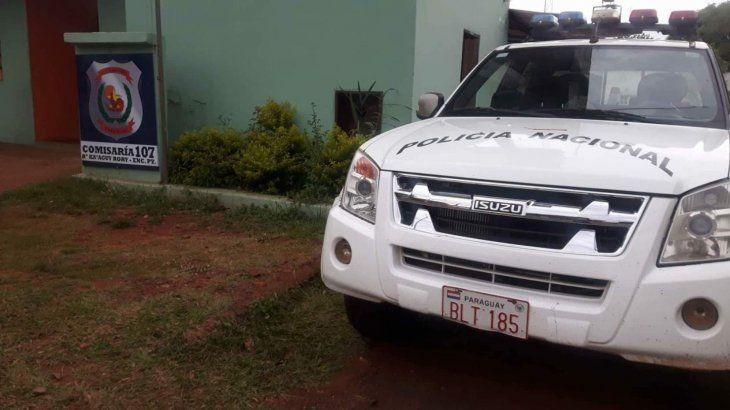Las chicas quedaron a disposición del Ministerio Público en la Comisaría 107 de Encarnación.