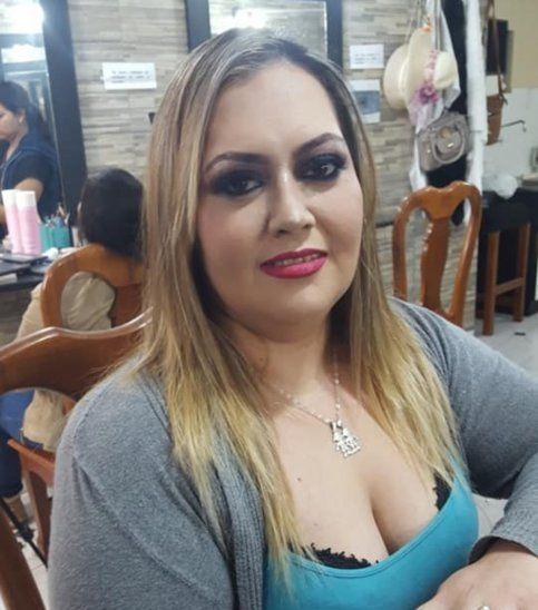 Carmen Cubas dijo que ella es psicológa y que se merecía la vacuna.