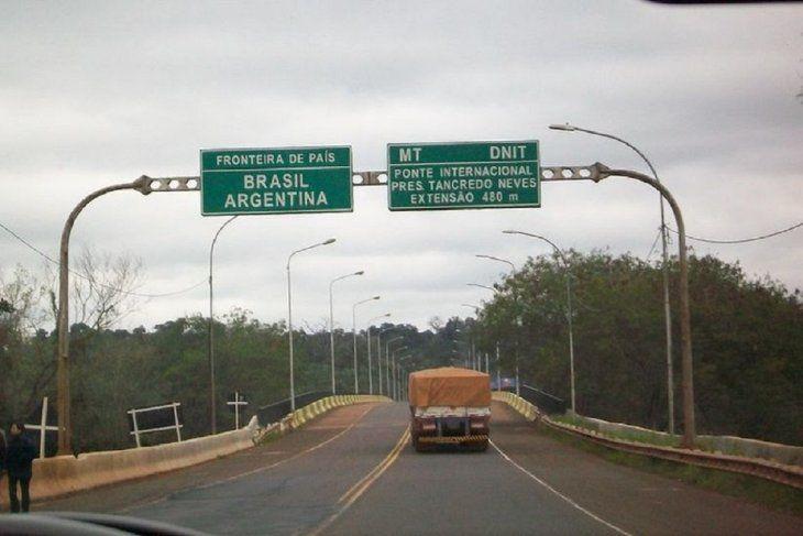La frontera estará abierta para turista brasileros.