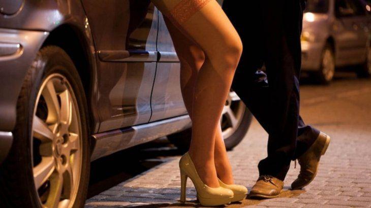 Las mujeres eran obligadas a prostituirse a la fuerza.