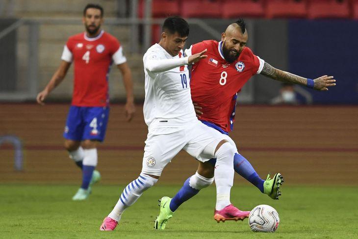 Paraguay visita a la Roja por la quinta fecha de regularización de Eliminatorias