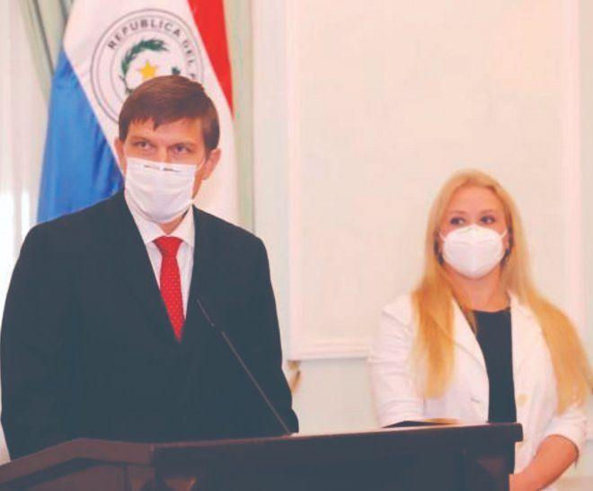 Juan Manuel Brunetti y Celina Lezcano son los nuevos nombrados