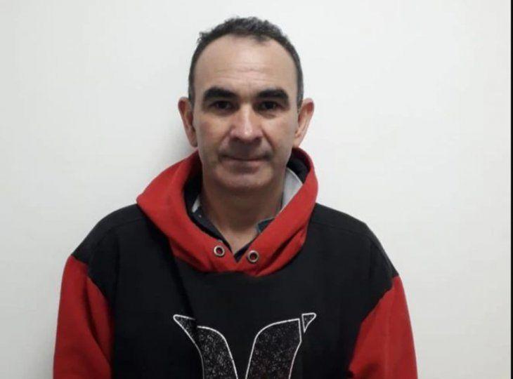 Óscar Luis Benítez fue condenado por el secuestro y asesinato de Cecilia Cubas.