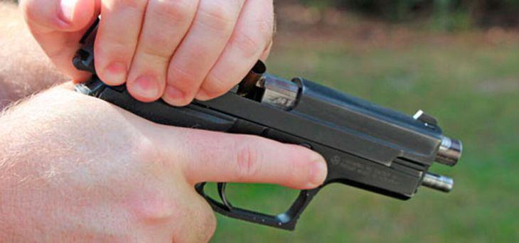 Afectada dijo que el disparo fue accidental. (Foto ilustrativa)