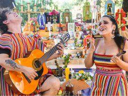 """Los músicos comentaron que el videoclip de Desapego fue filmado en Asunción y Piribebuy. """"Nos pasó que en algunas escenas no aguantamos y empezamos a llorar"""", relataron entre risas."""