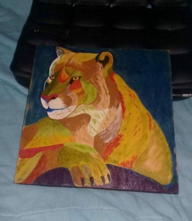 Pinta cuadros para comprar medicamentos