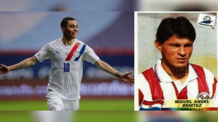 Almirón fue duramente cañeado por el Peque Benitez.