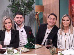 Óscar Nenecho Rodríguez y Lizarella Valiente fueron personajes del mundo del espectáculo y la televisión. Eduardo Nakayama y Gilda Velázquez mantienen un perfil más bajo en comparación a la pareja de Nenecho y Lizarella. El liberal y su esposa vienen del sector privado.