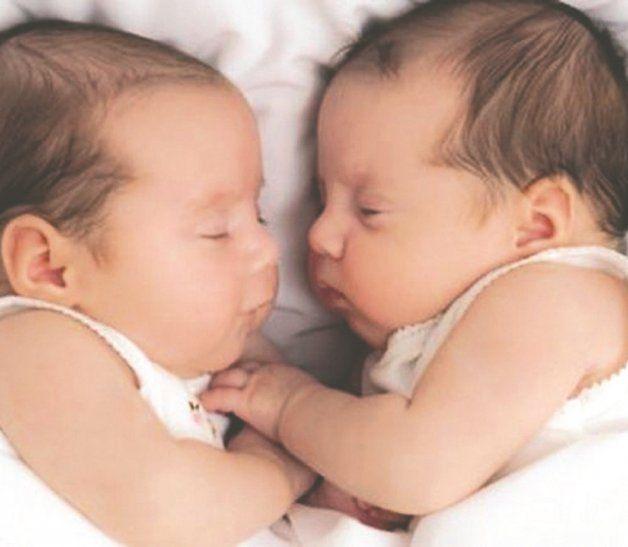 Los recién nacidos no necesitaron respirador y se encuentran muy bien