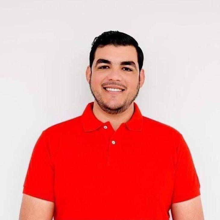 El ingeniero Carlos Aguilera