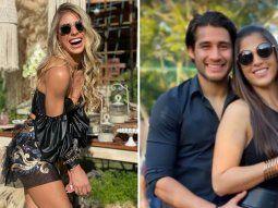 Cristina Aranda aseguró que ni ella, ni Tito Torres ingirieron bebidas alcohólicas durante el cumple de Jessi y dijo que solo estuvieron 2 horas en el evento.