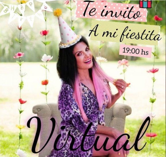 Lorena comentó que un personaje internacional se sumará esta noche a su festejo. Se trata de un invitado súper especial