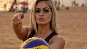"""Paola señaló que mucha gente que no la conoce la criticó. """"Soy deportista, familiera, estoy en mi tesis de Criminalística, todo el sacrificio que conlleva y me tildó de eso"""", comentó."""