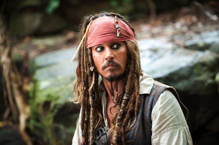 Pirata del Caribe ganó pleito a su ex