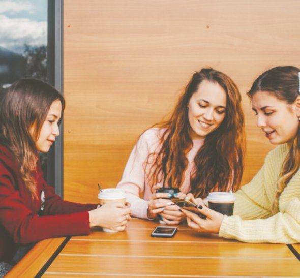 El encuentro ayudó a las chicas a cerrar un ciclo que les causó dolor. Ahora solo es anécdota. (Ilustrativa)