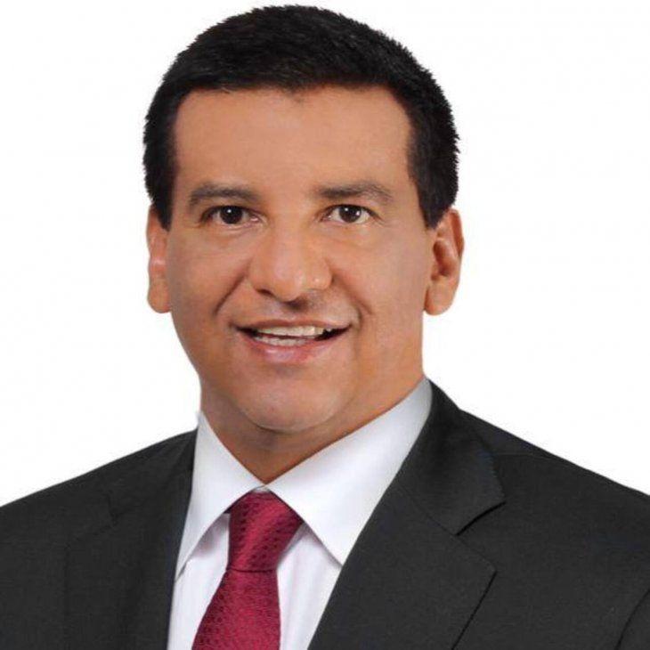 El diputado Ramón Romero Roa falleció a causa de complicaciones por el coronavirus.