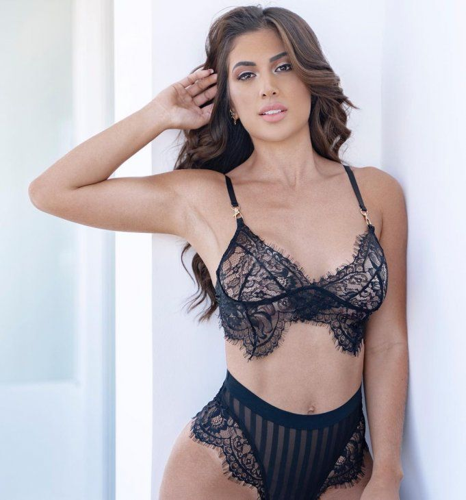 Cristina Aranda se sentía fea, ndajeko