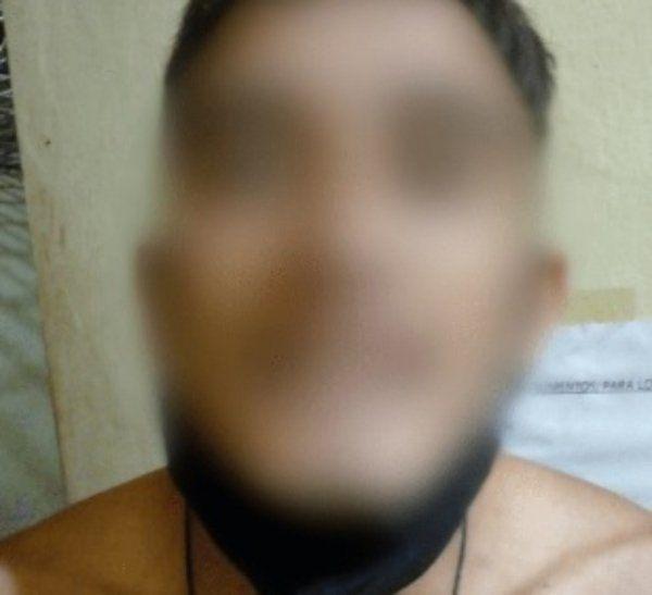 El joven está preso en la Comisaría 24 de Cambyretá.