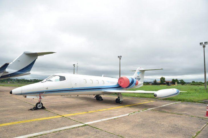 Este avión