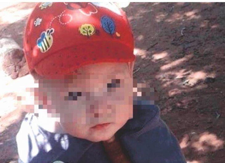 Beba sigue desaparecida. La niña de un año supuestamente fue dada en adopción mau por la propia madre quien no quiso contar quién la tiene.