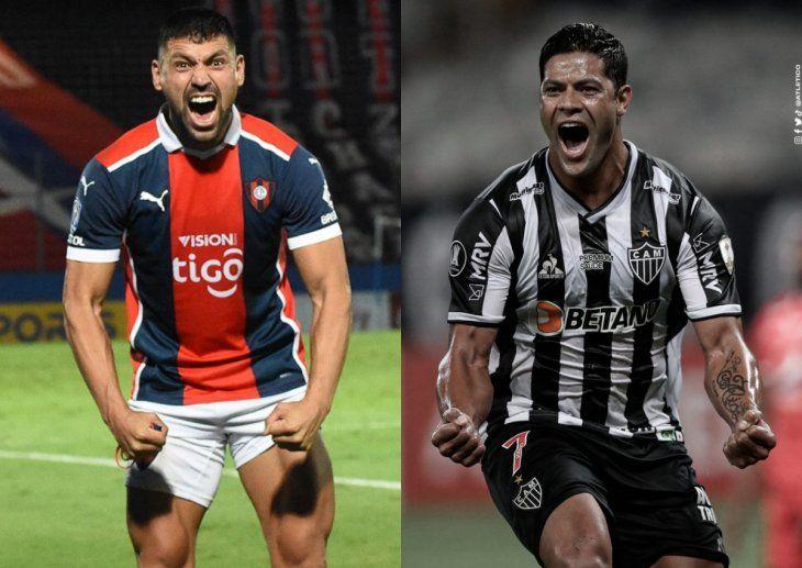Cerro Porteño visita al Mineiro en Belo Horizonte