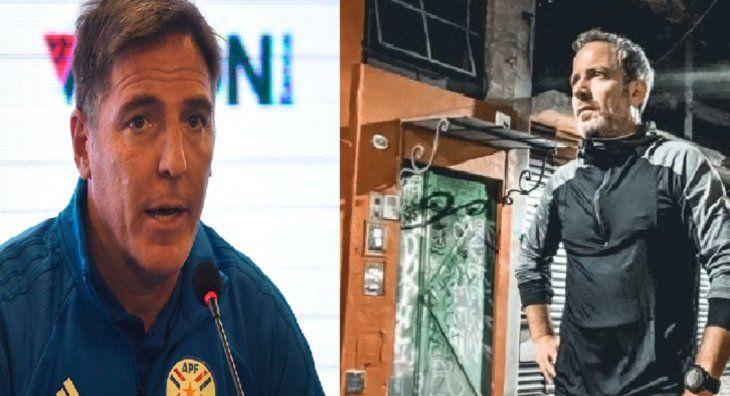Un jejao de aquellos ligó de japa el periodista argentino tras la confusión.